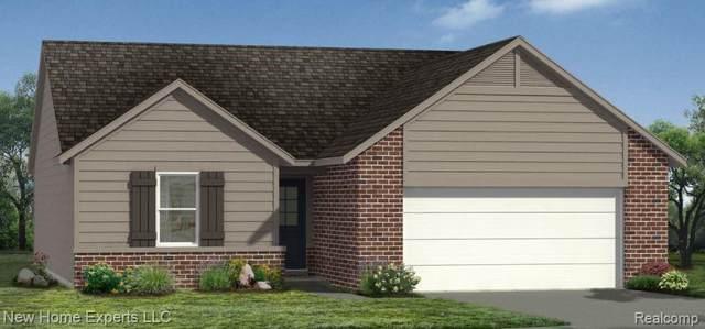 8861 Somerset Ln, Ypsilanti, MI 48198 (MLS #R2200074527) :: Berkshire Hathaway HomeServices Snyder & Company, Realtors®