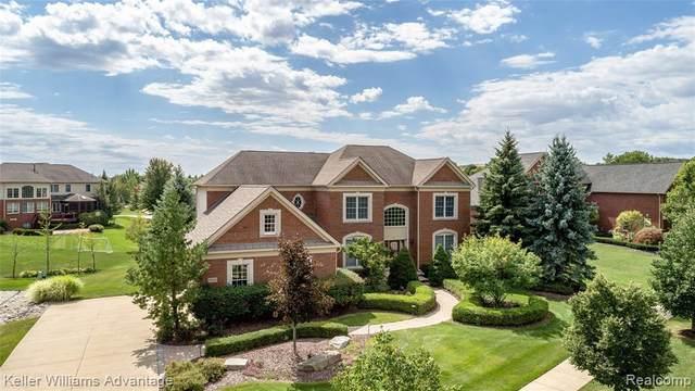 50433 Eagles Nest, Northville, MI 48168 (MLS #R2200074555) :: Berkshire Hathaway HomeServices Snyder & Company, Realtors®