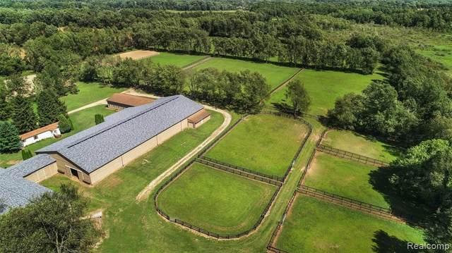 11666 4 Mile Rd, Battle Creek, MI 49015 (MLS #R2200074636) :: Berkshire Hathaway HomeServices Snyder & Company, Realtors®