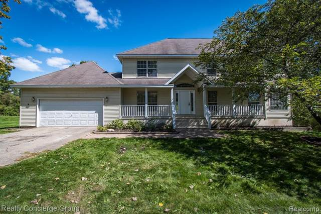 4133 Chilson Rd, Howell, MI 48843 (MLS #R2200074717) :: Berkshire Hathaway HomeServices Snyder & Company, Realtors®