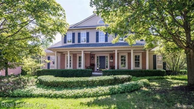 22545 Summer Ln, Novi, MI 48374 (MLS #R2200074735) :: Berkshire Hathaway HomeServices Snyder & Company, Realtors®
