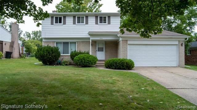 306 N Ely Dr, Northville, MI 48167 (MLS #R2200074765) :: Berkshire Hathaway HomeServices Snyder & Company, Realtors®