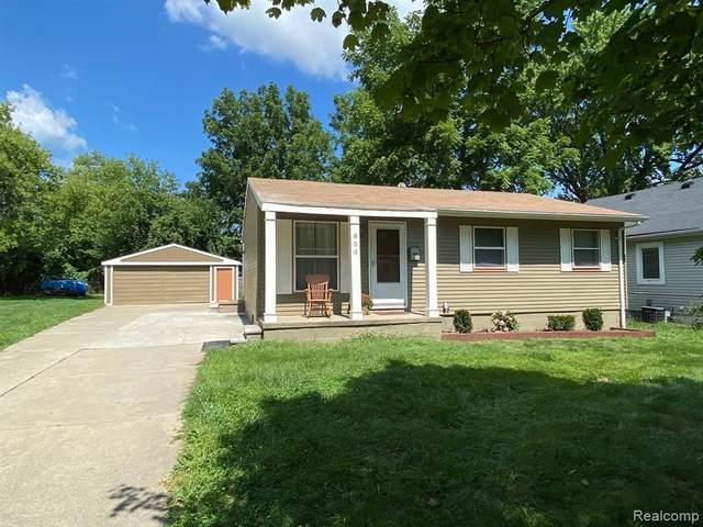 850 Madison St, Ypsilanti, MI 48197 (MLS #R2200074766) :: Berkshire Hathaway HomeServices Snyder & Company, Realtors®
