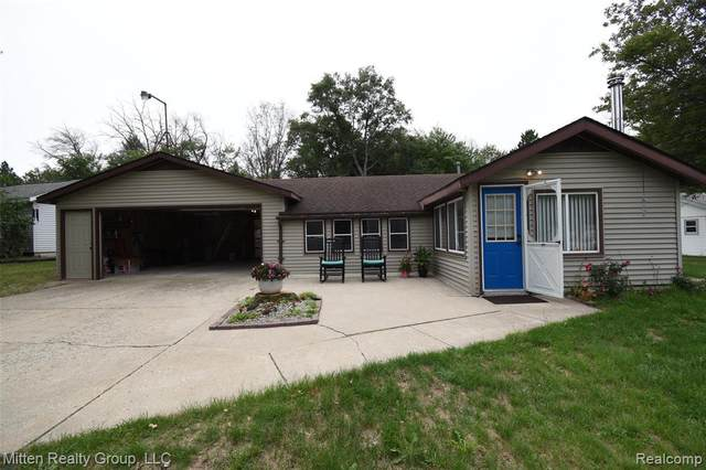 10902 Johnston Blvd, Saint Helen, MI 48656 (MLS #R2200074881) :: Berkshire Hathaway HomeServices Snyder & Company, Realtors®