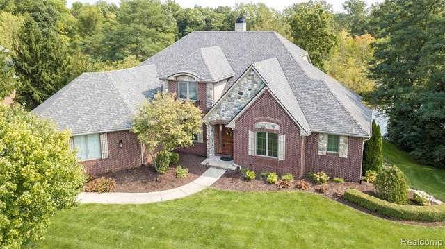 8749 Stoney Creek Dr, South Lyon, MI 48178 (MLS #R2200075159) :: Berkshire Hathaway HomeServices Snyder & Company, Realtors®