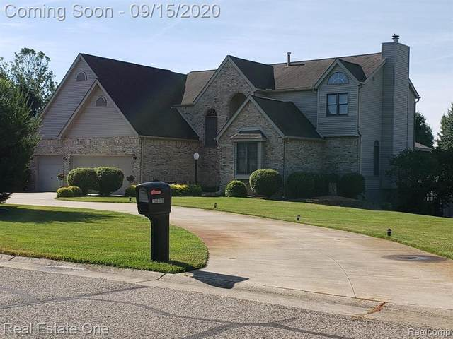 10700 Blue Heron Dr, South Lyon, MI 48178 (MLS #R2200075376) :: Berkshire Hathaway HomeServices Snyder & Company, Realtors®