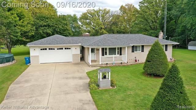 12212 Harris St, Carleton, MI 48117 (MLS #R2200075984) :: Berkshire Hathaway HomeServices Snyder & Company, Realtors®