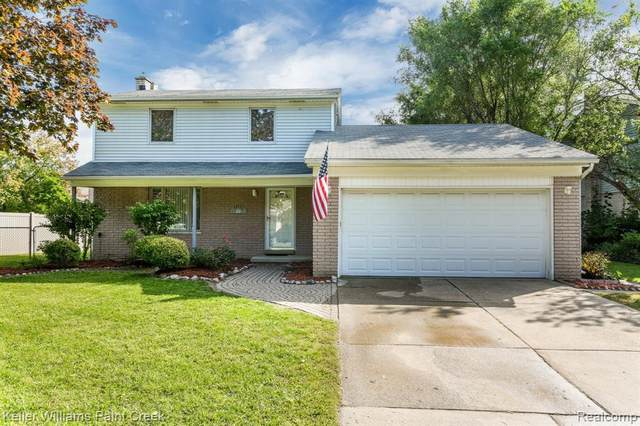 43456 Hartwick Dr, Sterling Heights, MI 48313 (MLS #R2200076473) :: Berkshire Hathaway HomeServices Snyder & Company, Realtors®