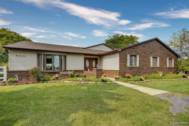 9691 Chinavare Rd, Newport, MI 48166 (MLS #R2200076552) :: Berkshire Hathaway HomeServices Snyder & Company, Realtors®