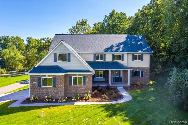 10255 Turtle Bay Cv, Fenton, MI 48430 (MLS #R2200076568) :: Berkshire Hathaway HomeServices Snyder & Company, Realtors®