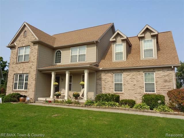6137 Kenworthy Crt, Flint, MI 48532 (MLS #R2200076589) :: Berkshire Hathaway HomeServices Snyder & Company, Realtors®