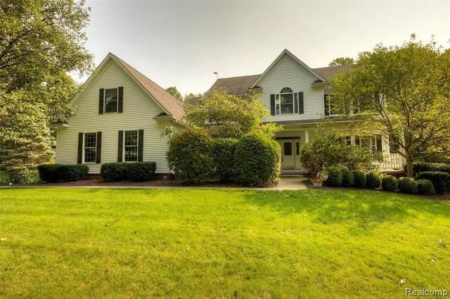 5175 Kaylyn Crt, Brighton, MI 48116 (MLS #R2200076619) :: Berkshire Hathaway HomeServices Snyder & Company, Realtors®