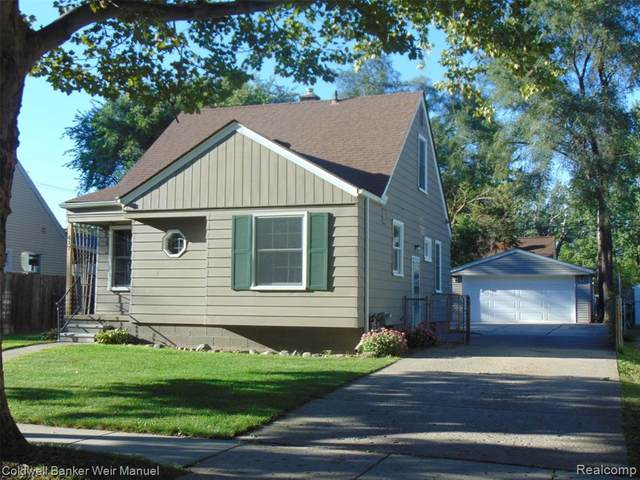 417 Roth Blvd, Clawson, MI 48017 (MLS #R2200076803) :: Berkshire Hathaway HomeServices Snyder & Company, Realtors®