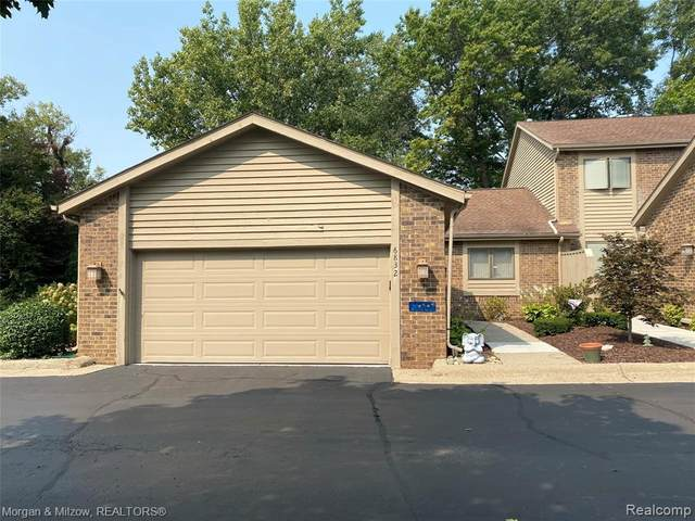6832 Northcrest Way E, Clarkston, MI 48346 (MLS #R2200076882) :: Berkshire Hathaway HomeServices Snyder & Company, Realtors®