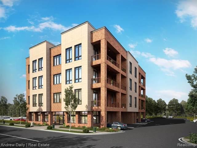 142 E Cady St, Northville, MI 48167 (MLS #R2200077093) :: Berkshire Hathaway HomeServices Snyder & Company, Realtors®