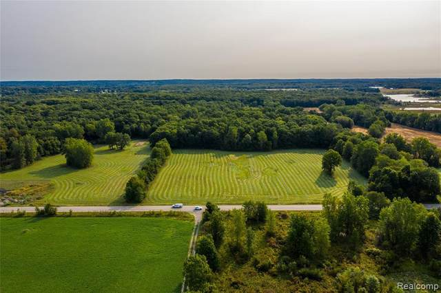 0 Argentine Rd, Howell, MI 48855 (MLS #R2200077112) :: Berkshire Hathaway HomeServices Snyder & Company, Realtors®