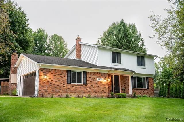 9472 Longmeadow St, Fenton, MI 48430 (MLS #R2200077296) :: Berkshire Hathaway HomeServices Snyder & Company, Realtors®