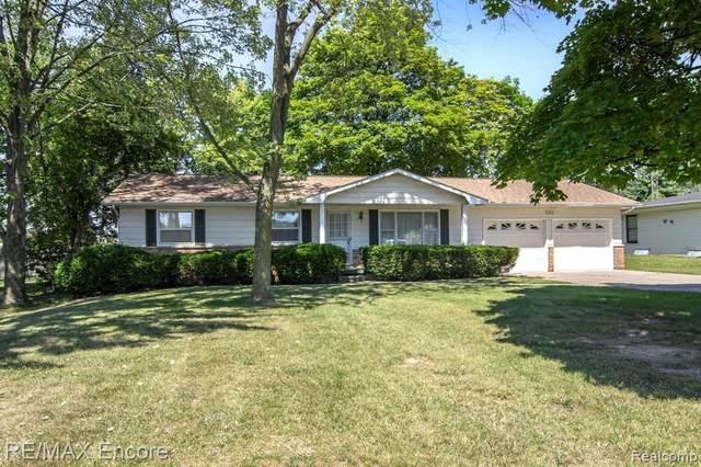 1043 E Hill Rd, Grand Blanc, MI 48439 (MLS #R2200077370) :: Berkshire Hathaway HomeServices Snyder & Company, Realtors®