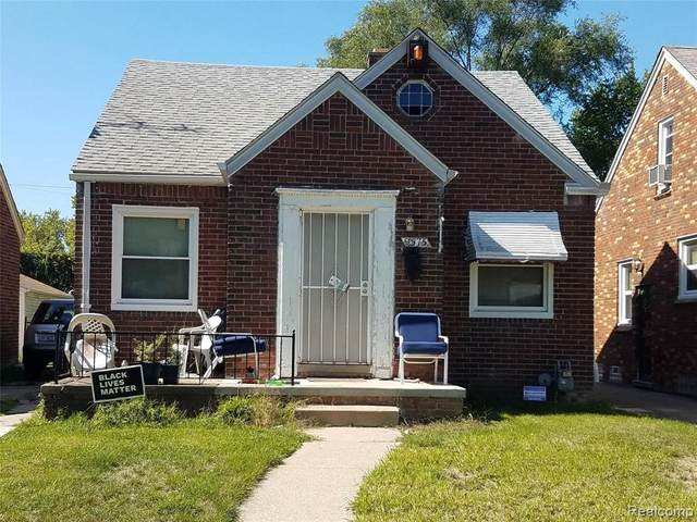 9575 Rutland St, Detroit, MI 48227 (MLS #R2200077467) :: Berkshire Hathaway HomeServices Snyder & Company, Realtors®