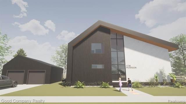 0 Pearson St, Ferndale, MI 48220 (MLS #R2200077509) :: Berkshire Hathaway HomeServices Snyder & Company, Realtors®