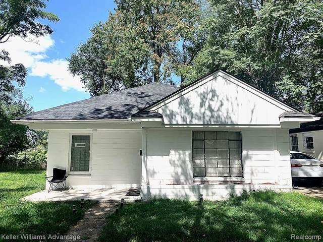 21432 Lyndon St, Detroit, MI 48223 (MLS #R2200077590) :: Berkshire Hathaway HomeServices Snyder & Company, Realtors®