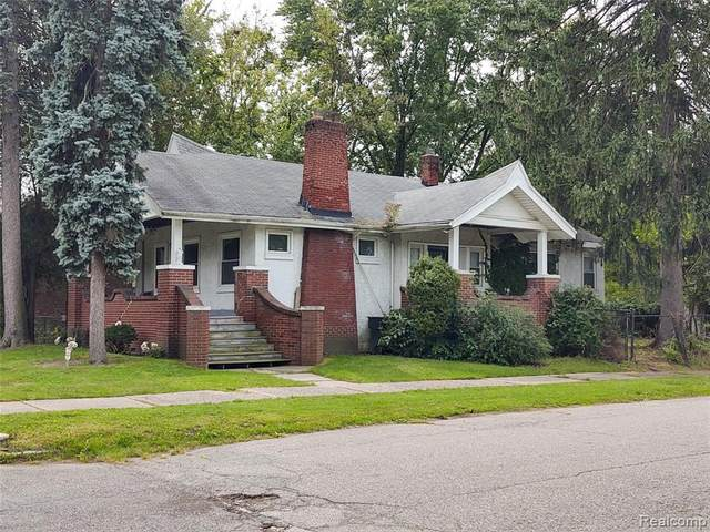 15775 Archdale St, Detroit, MI 48227 (MLS #R2200077703) :: Berkshire Hathaway HomeServices Snyder & Company, Realtors®