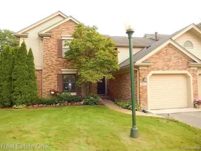 29825 Indian Trail, Farmington Hills, MI 48331 (MLS #R2200077712) :: Berkshire Hathaway HomeServices Snyder & Company, Realtors®