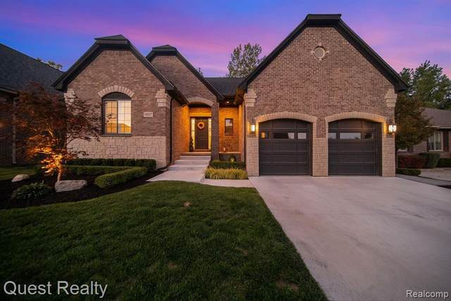 60047 Cherry Hill Dr, Washington, MI 48094 (MLS #R2200077735) :: Berkshire Hathaway HomeServices Snyder & Company, Realtors®