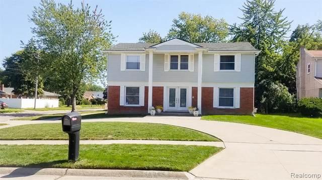 15905 Harden Cir, Southfield, MI 48075 (MLS #R2200077818) :: Berkshire Hathaway HomeServices Snyder & Company, Realtors®