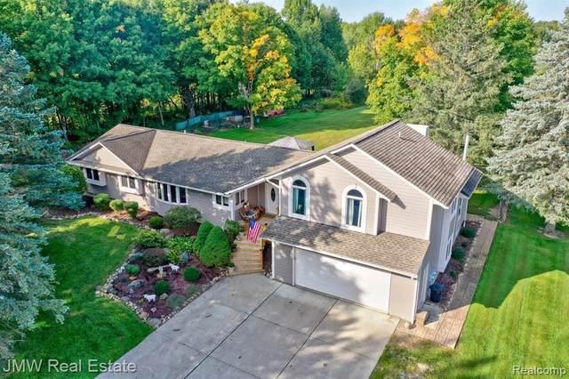 3887 Klam Rd, Columbiaville, MI 48421 (MLS #R2200078274) :: Berkshire Hathaway HomeServices Snyder & Company, Realtors®