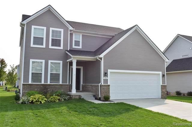 470 Elm St, Chelsea, MI 48118 (MLS #R2200078674) :: Berkshire Hathaway HomeServices Snyder & Company, Realtors®