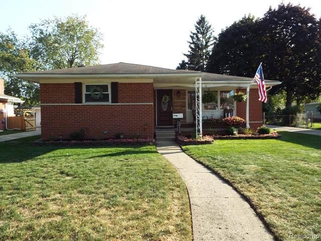 39115 Orangelawn St, Livonia, MI 48150 (MLS #R2200078680) :: Berkshire Hathaway HomeServices Snyder & Company, Realtors®