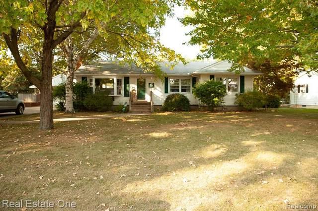 8376 Westwood St, Ida, MI 48140 (MLS #R2200078780) :: Berkshire Hathaway HomeServices Snyder & Company, Realtors®