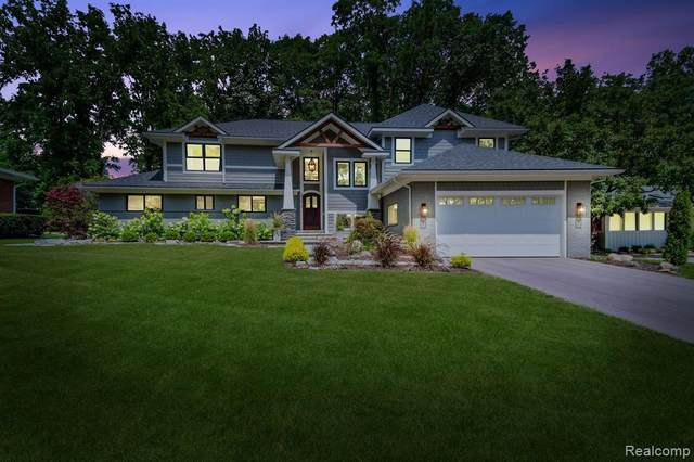 2427 Shannondale, Ann Arbor, MI 48104 (MLS #R2200078994) :: Berkshire Hathaway HomeServices Snyder & Company, Realtors®