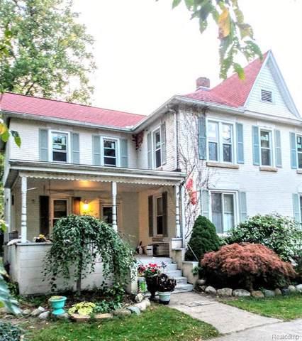 12725 Crane St, Carleton, MI 48117 (MLS #R2200079060) :: Berkshire Hathaway HomeServices Snyder & Company, Realtors®
