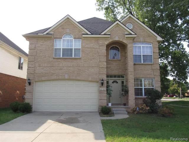 8795 Oak Ridge Trl, Westland, MI 48185 (MLS #R2200079098) :: Berkshire Hathaway HomeServices Snyder & Company, Realtors®