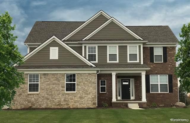 576 Arlington Dr, Saline, MI 48176 (MLS #R2200079119) :: Berkshire Hathaway HomeServices Snyder & Company, Realtors®