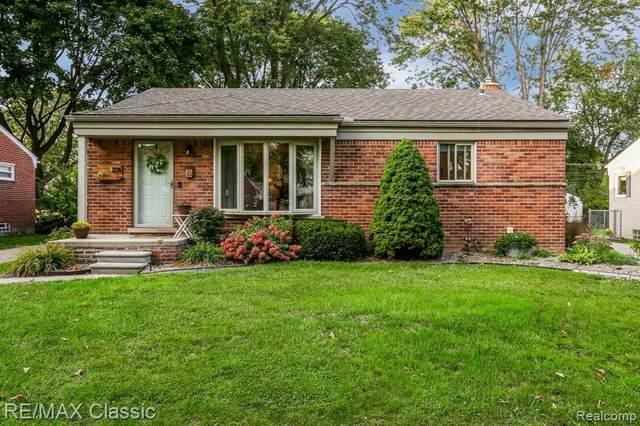 29706 Richland St, Livonia, MI 48150 (MLS #R2200079128) :: Berkshire Hathaway HomeServices Snyder & Company, Realtors®