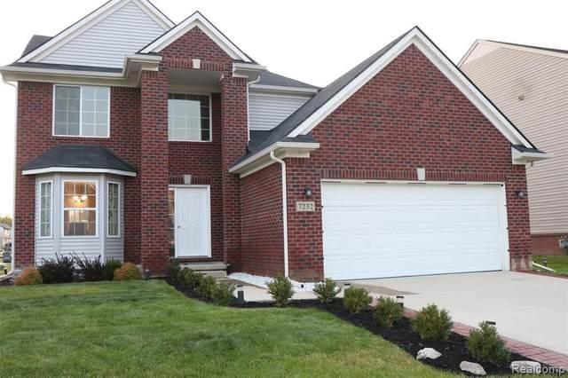 7232 Coral Dr, Romulus, MI 48174 (MLS #R2200079132) :: Berkshire Hathaway HomeServices Snyder & Company, Realtors®