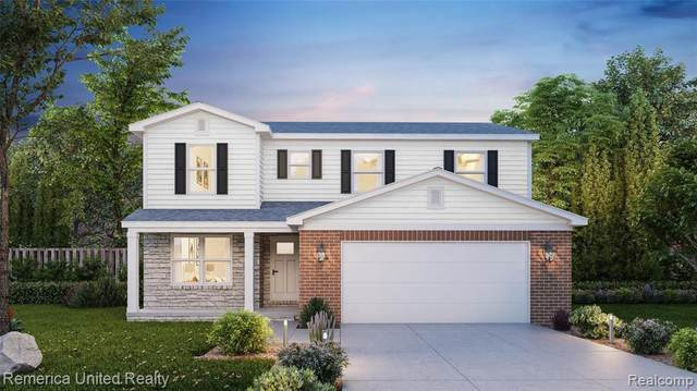 8885 Dover Crt, Livonia, MI 48150 (MLS #R2200079144) :: Berkshire Hathaway HomeServices Snyder & Company, Realtors®