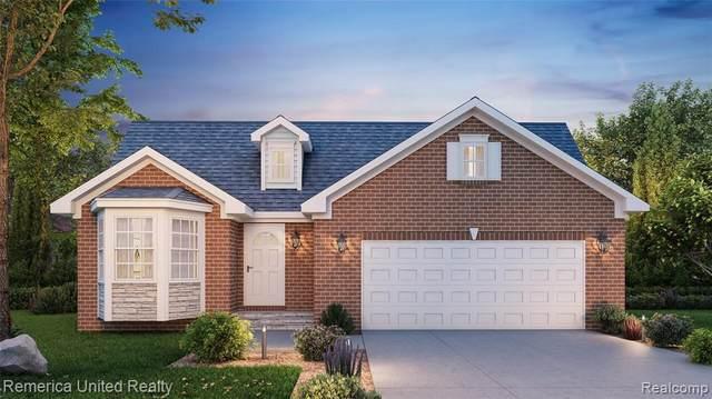 8882 Dover Crt, Livonia, MI 48150 (MLS #R2200079149) :: Berkshire Hathaway HomeServices Snyder & Company, Realtors®