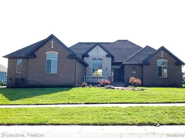 467 Overlook Dr, Oxford, MI 48371 (MLS #R2200079292) :: Berkshire Hathaway HomeServices Snyder & Company, Realtors®