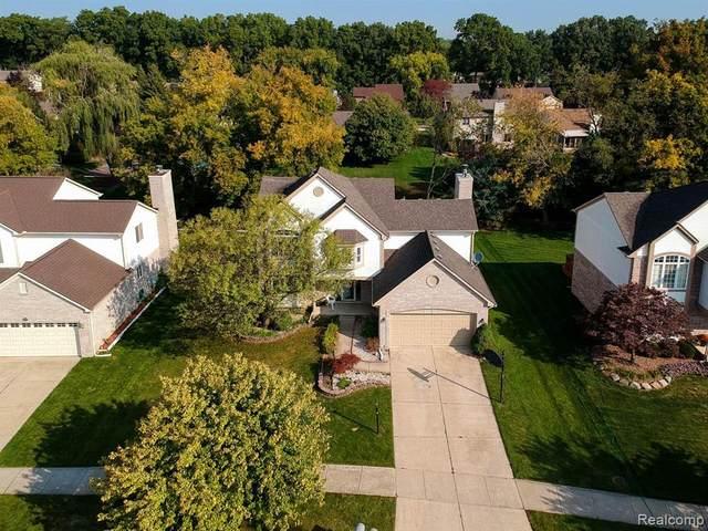 1275 Aziz Dr, Canton, MI 48188 (MLS #R2200079332) :: Berkshire Hathaway HomeServices Snyder & Company, Realtors®