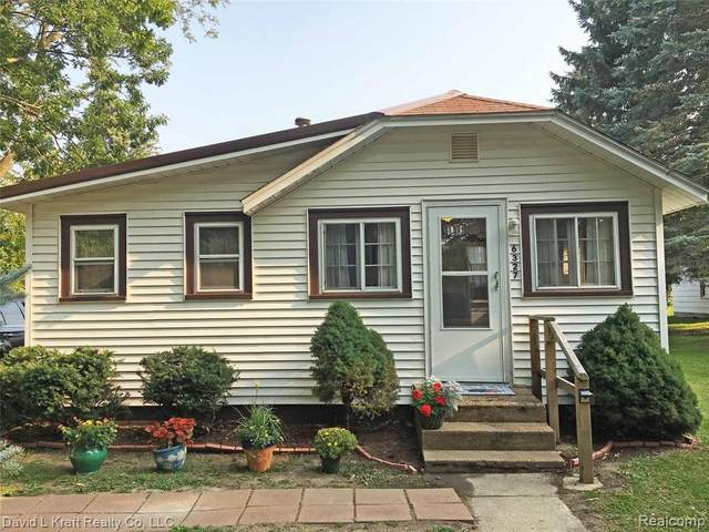 6327 State St, Caseville, MI 48725 (MLS #R2200079351) :: Berkshire Hathaway HomeServices Snyder & Company, Realtors®