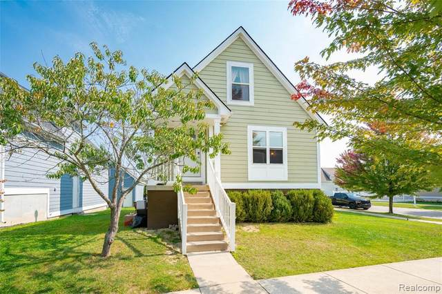 59790 W Brockton St, New Haven, MI 48048 (MLS #R2200079463) :: Berkshire Hathaway HomeServices Snyder & Company, Realtors®