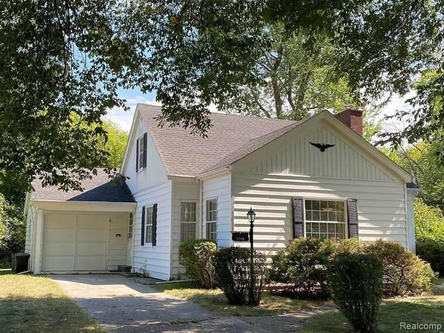 1728 Avalon Ave, Saginaw, MI 48638 (MLS #R2200080502) :: Berkshire Hathaway HomeServices Snyder & Company, Realtors®