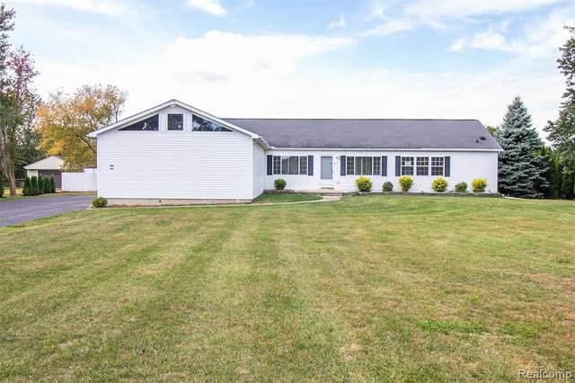 13931 Gayville Rd, La Salle, MI 48145 (MLS #R2200082096) :: Berkshire Hathaway HomeServices Snyder & Company, Realtors®