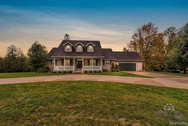 19771 10th Avenue, Barryton, MI 49305 (MLS #R2200083004) :: Berkshire Hathaway HomeServices Snyder & Company, Realtors®