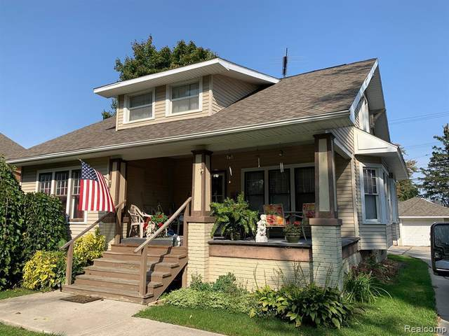 4330 Main St, Brown City, MI 48416 (MLS #R2200083047) :: Berkshire Hathaway HomeServices Snyder & Company, Realtors®