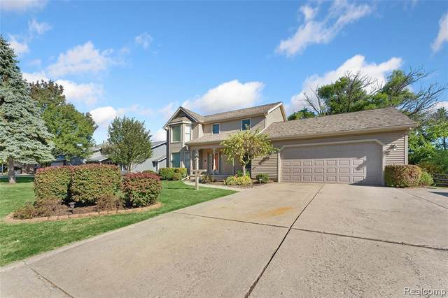 5530 Raven Pkwy, Monroe, MI 48161 (MLS #R2200083452) :: Berkshire Hathaway HomeServices Snyder & Company, Realtors®
